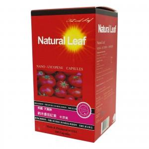 美國天葉牌納米番茄紅素軟膠囊100粒