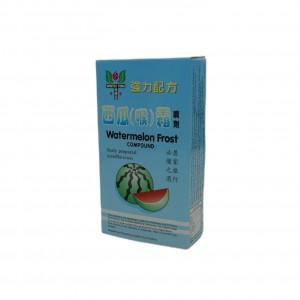 永達堂西瓜霜噴劑3克