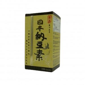 青森日本納豆素150粒