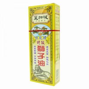 銀龍標獅子油40ML