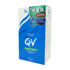QV 温和潔膚潤露 1.25KG