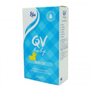 QV 嬰兒潤膚沐浴油 250ML